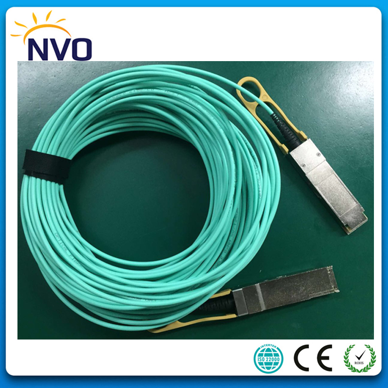 40G QSFP+ AOC Cable Active Optical Cable 10M,40GBASE QSFP+ Cables Active Fiber Copper Cable40G QSFP+ AOC Cable Active Optical Cable 10M,40GBASE QSFP+ Cables Active Fiber Copper Cable