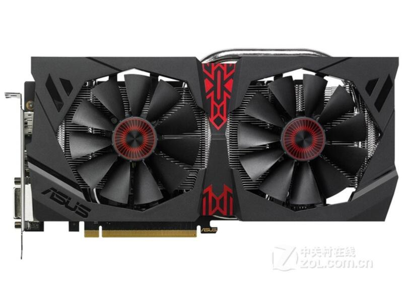 ASUS Original R9 380 4G  Graphics Card Used 90%new