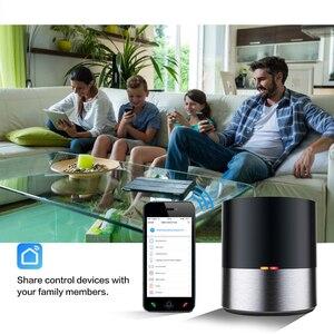 Image 3 - المنزل الذكي للتحكم عن بعد ل Geeklink APP واي فاي الأشعة تحت الحمراء اللاسلكية iOS أندرويد APP Siri التحكم الصوتي التلفزيون التيار المتناوب الموقت التحكم الذكي