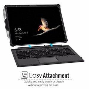 Image 5 - حافظة موكو لاجهزة مايكروسوفت سيرفس غو 2 ، حافظة كاملة في واحد واقية متينة مع حامل قلم ، حزام يد ، لاجهزة سطح جو 10 انش