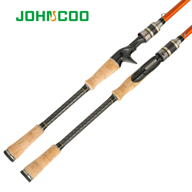 Spinning Fishing rod with Fuji guides