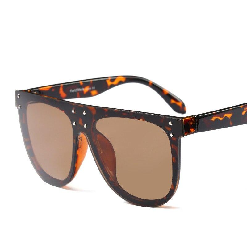 2018 Лидер продаж модные квадратные металлические улица выстрел Ретро Для мужчин wo Для мужчин UV400 Солнцезащитные очки для женщин Винтаж бренд...