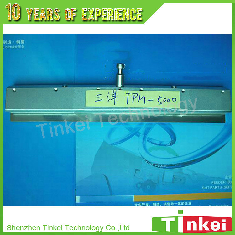 Sanyo TPM-5000 TPM-110 printing machine parts squeegee nitto 668g2 printing machine squeegee