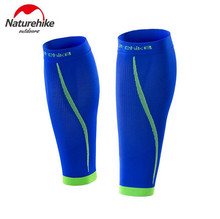 Naturehike 1 Pair Basketball Leg Shin Guards Soccer Protective Calf Sleeves Cycling Fitness Calcetines Compression Running