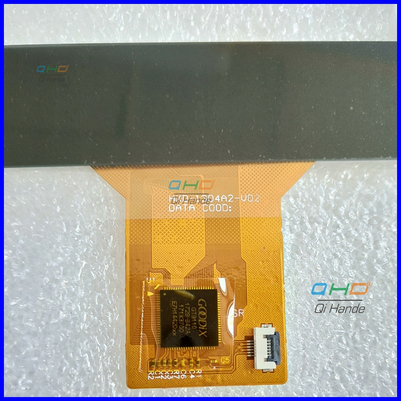 New For HXD-1304A2-V02 Touch Screen Digitizer Sensor Tablet PC Replacement Front Panel High Quality new for 7 inch fpc dp070002 f4 touch screen digitizer sensor tablet pc replacement front panel high quality