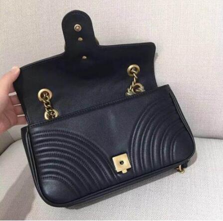 2019 Новая модная женская сумка высокого качества мармонт сумка Бесплатная доставка Горячая