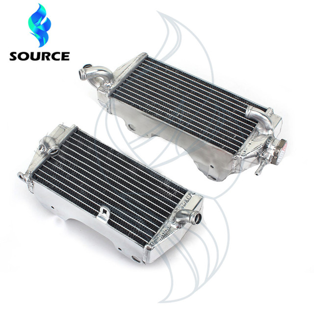 For Honda CRF 450 R 2013  Motorcycle Aluminium Replacement  Cooling Replacement Radiator