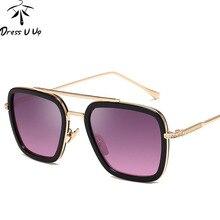 DRESSUUP 2016 Transparent Sunglasses Women Brand Designer Men Vintage Clear Lens Sun Glasses Oculos De Sol Feminino Lentes стоимость