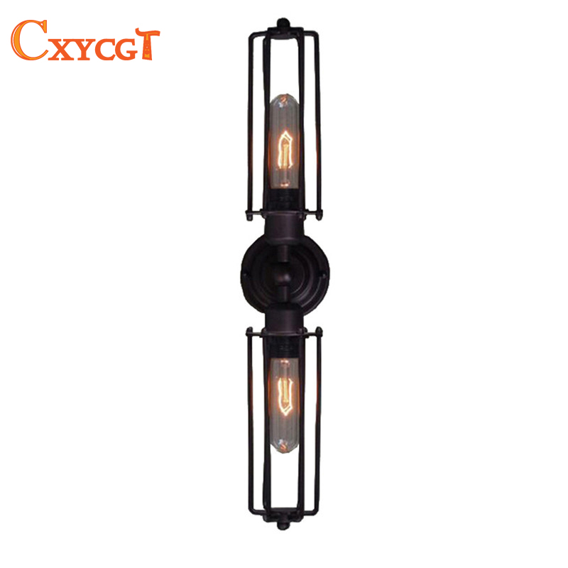 Aliexpress.com : Buy Black Antique Wrought Iron Wall ... on Wrought Iron Sconces Wall Lighting id=67396