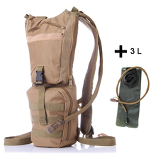 3L Outdoor Sport Water Bladder Bag Waterproof TPU Hydration Backpacks Mountaineering Climbing Hiking Bike Bicycle Water Bag