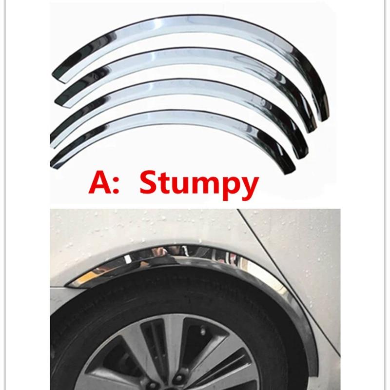 Car wheel eyebrow for Geely MK 1, MK 2 цена 2017