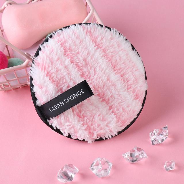 Soft Microfiber Makeup Remover Towel