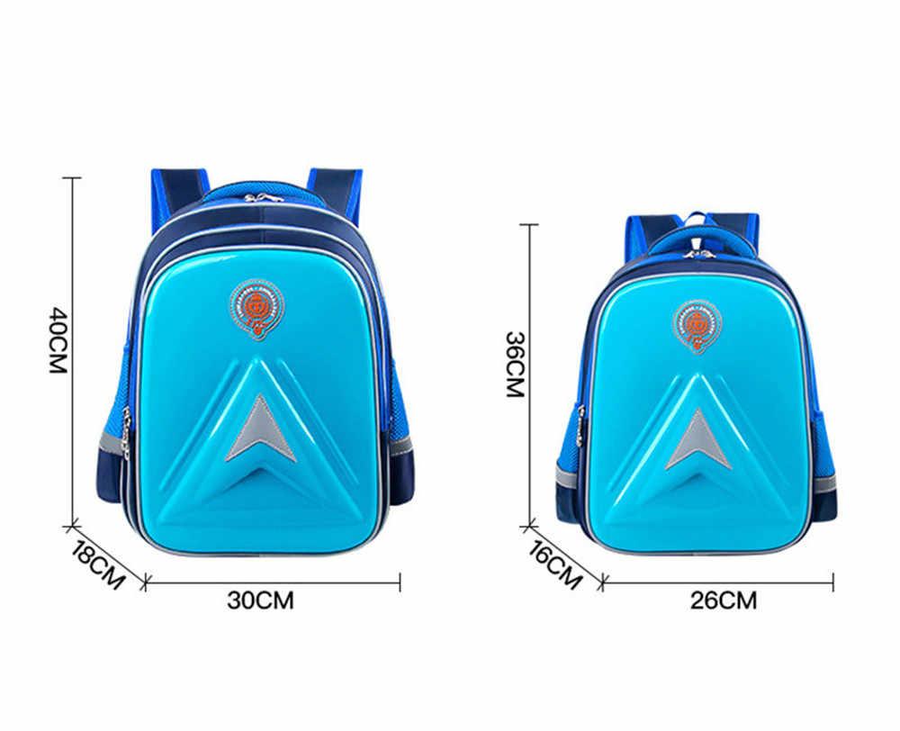Okul Çantaları Için Erkek Kız Su Geçirmez Sırt Çantaları Çocuk Okul Kitap çantası Çocuklar omuzdan askili çanta Satchel Sırt Çantası Ortopedik Sırt Çantası