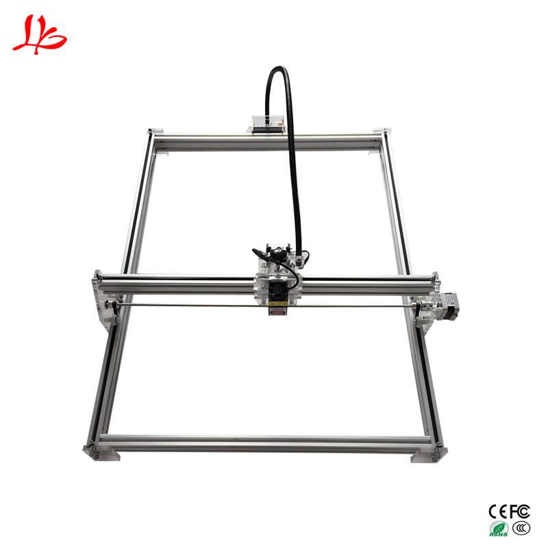 15w laser cutting machinel 1X1m big area 5500mw DIY laser engraving machine cnc carving router