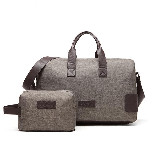 Os novos homens de negócios ombro mensageiro saco portátil sacos saco de lavagem de viagem curta para enviar BB699