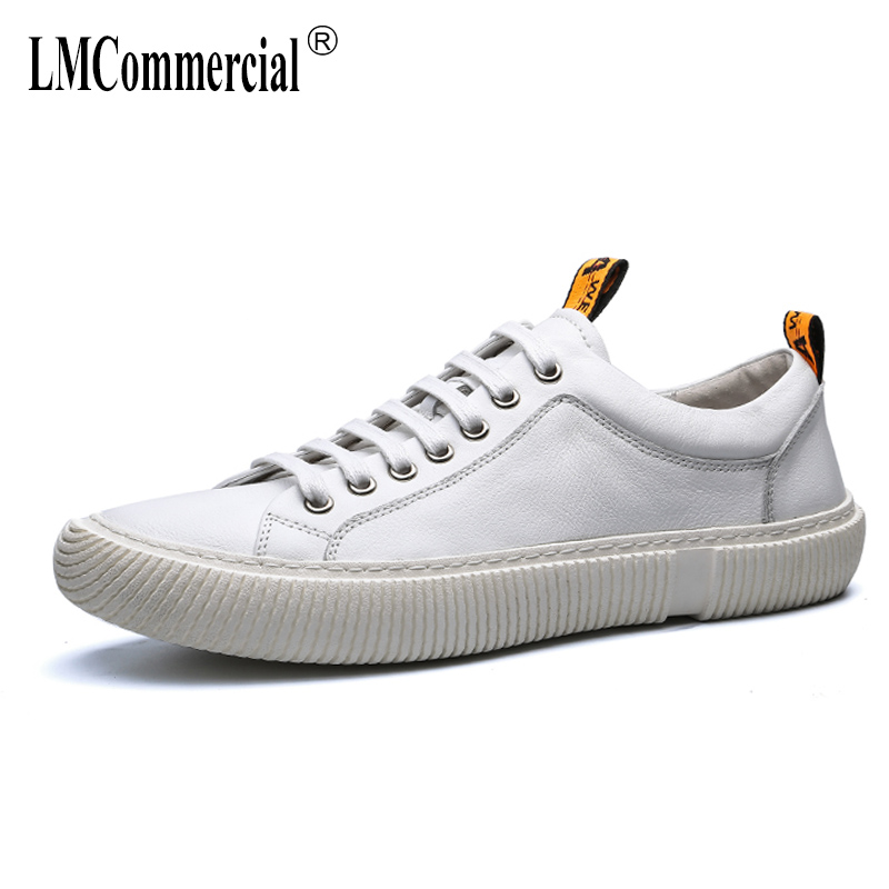 youth men Genuine leather shoes male casual shoes flat British retro all-match cowhide shoes men breathable sneaker spring spring summer new style leather casual shoes slip on all match men flat shoes british style high quality anti odor men shoes