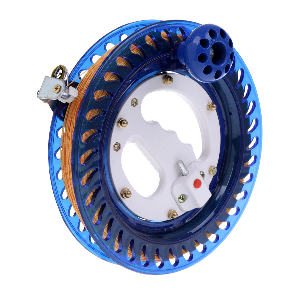 Reel Winder Pulley 22cm (Dia) 450m Line For Single Line  Flying