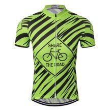 Verde Ciclismo Jersey hombres bike Jersey 2018 carretera Ciclismo juventud  Jersey Top ropa ciclismo mtb bicicleta Camisas de man. 84e3cbc1a7a95