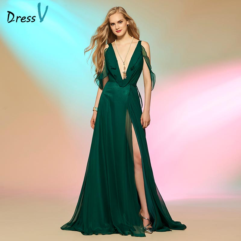 Popular Hunter Green Prom Dresses-Buy Cheap Hunter Green Prom ...