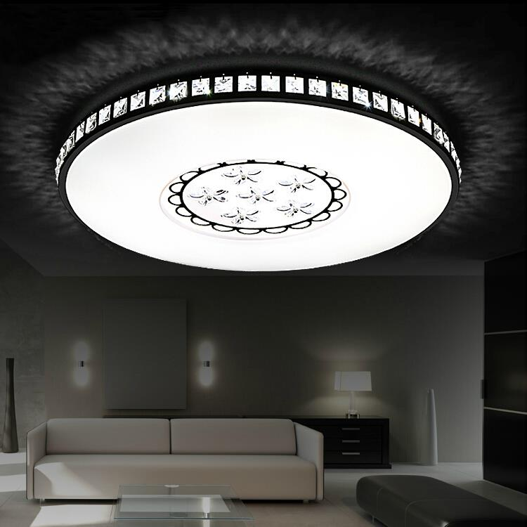 Ultra Thin Surface Mounted Modern Led Ceiling Light For