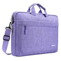 MOSISO Notebook Shoulderbag Briefcase for Macbook 17 17.3inch HP/Lenovo/Acer/Asus/Dell Laptop Polyester Messenger Bags Man Woman