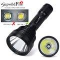 Высокое Качество SupwildFire CREE XM-L2 U3 LED 5-режим Фонарик Факел 18650 Свет Лампы 8000LM