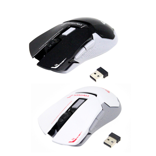 Malloom 2017 New Arrival Mouse Sem Fio Portable 2.4Ghz Mini portable Wireless Optical Gaming Mouse For PC Laptop Suppion 1 pc