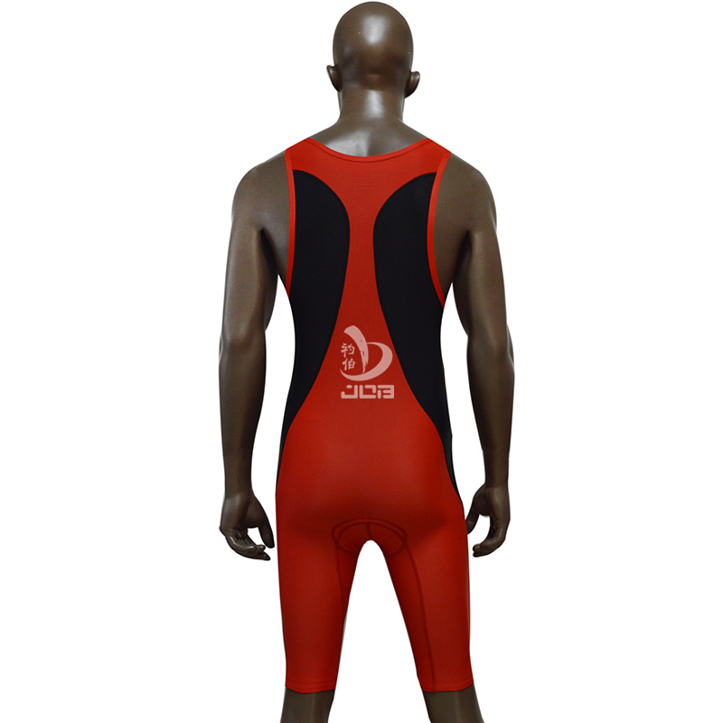 JOB triathlon suit Lycra soft sleeveless racing /training wet suit swimwear one piece sport cycling running triathlon suit the triathlon training book