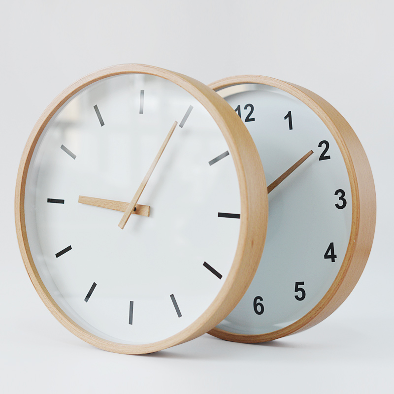 outdoor bamboo wall clock relogio parede picture more detailed picture about 12 inch japan