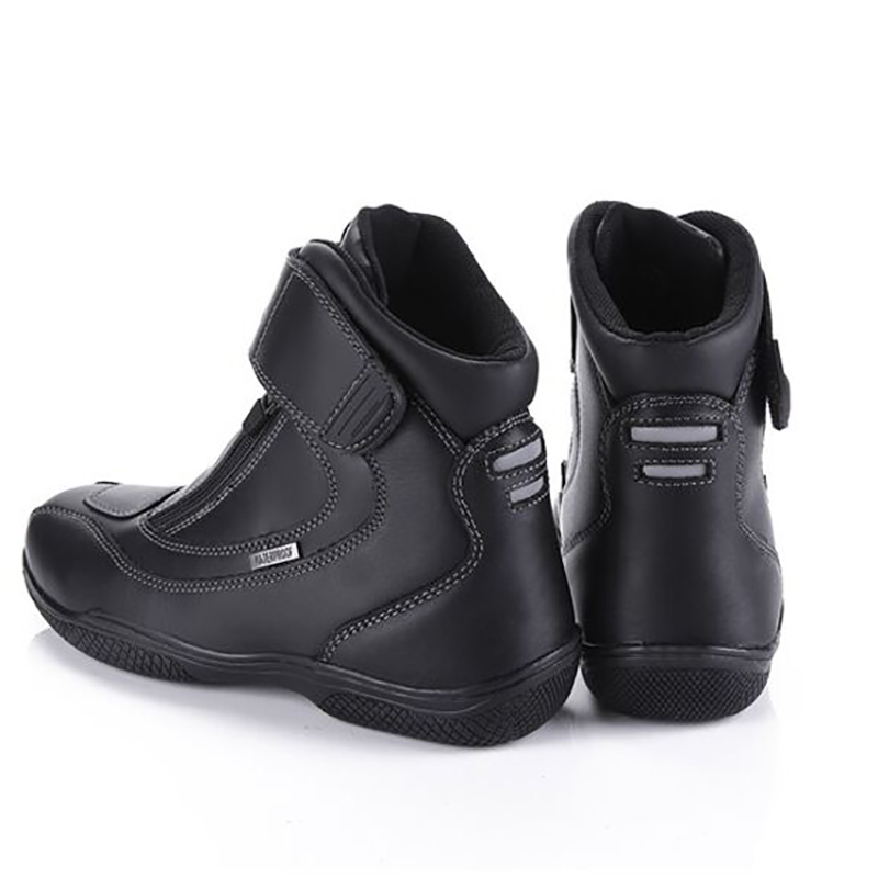 Image 3 - ARCX Waterproof Real Leather climbing Hiking Boots Motorcycle SAFETY GEAR Racing Boots Street Chopper Touring Riding Shoes-in Motocycle Boots from Automobiles & Motorcycles