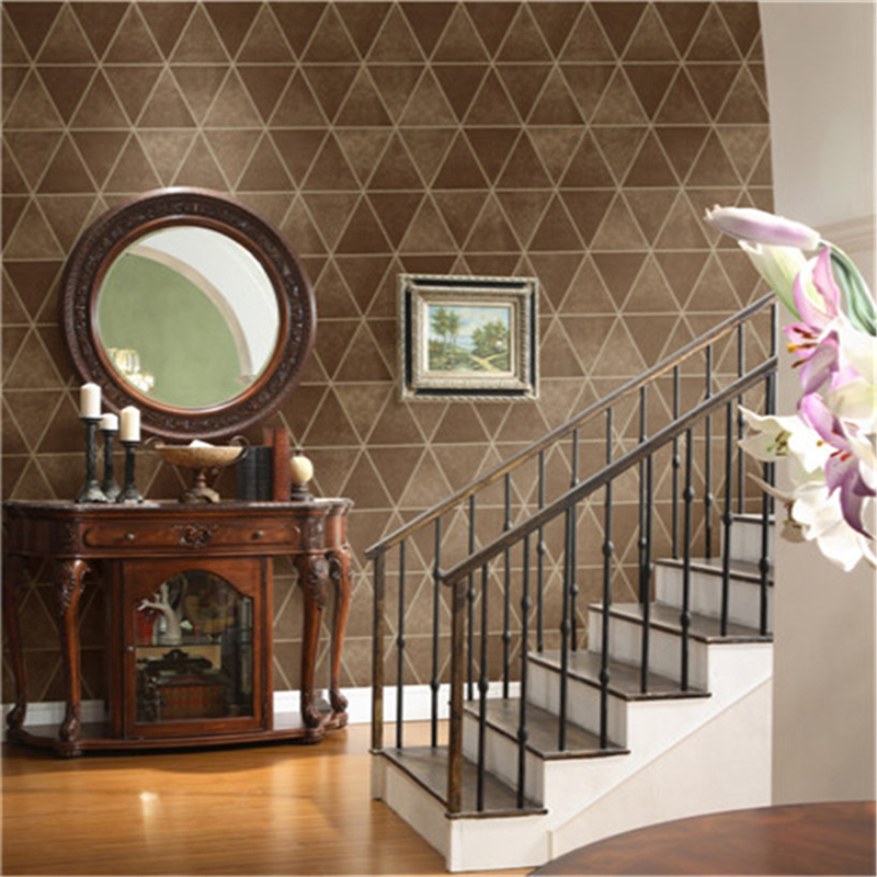 Beibehang Bedroom Living Room Background Wallpaper Imitation
