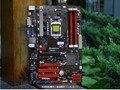 Todo en estado sólido de cafés de Internet en el 1er H55A H55A + 1156-pin DDR3 placa base +