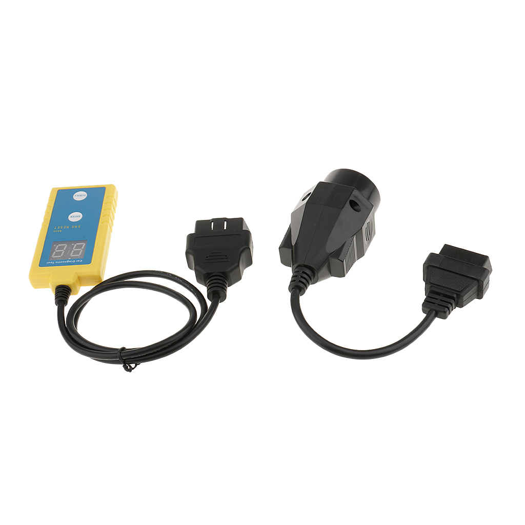 NEW B800 OBD Engine Code Fault Diagnostic Tool Scanner for BMW / MINI SRS light reset tool for BMW High Quality