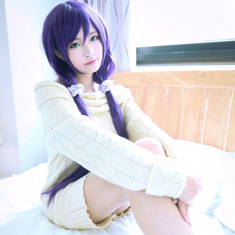 Anime Cosplay Pruik LoveLive! School idol project Nozomi Tojo Kostuum - Carnavalskostuums