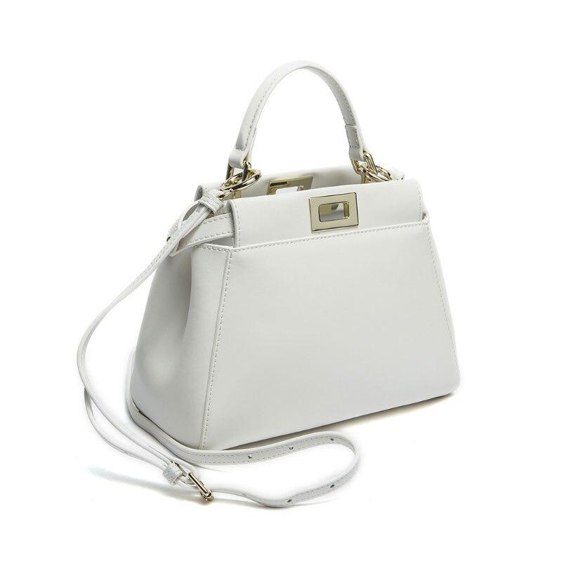 qualidade bolsas de couro genuíno Tipo de Bolsa : Bolsas Mensageiro