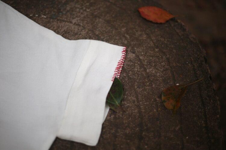 Sommer Casual Kleider Leinenstickerei Frauen Solide Weißes Kleid - Damenbekleidung - Foto 5