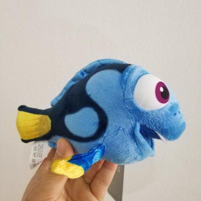 free shipping cartoon finding dory doll 18cm 7inch super cute