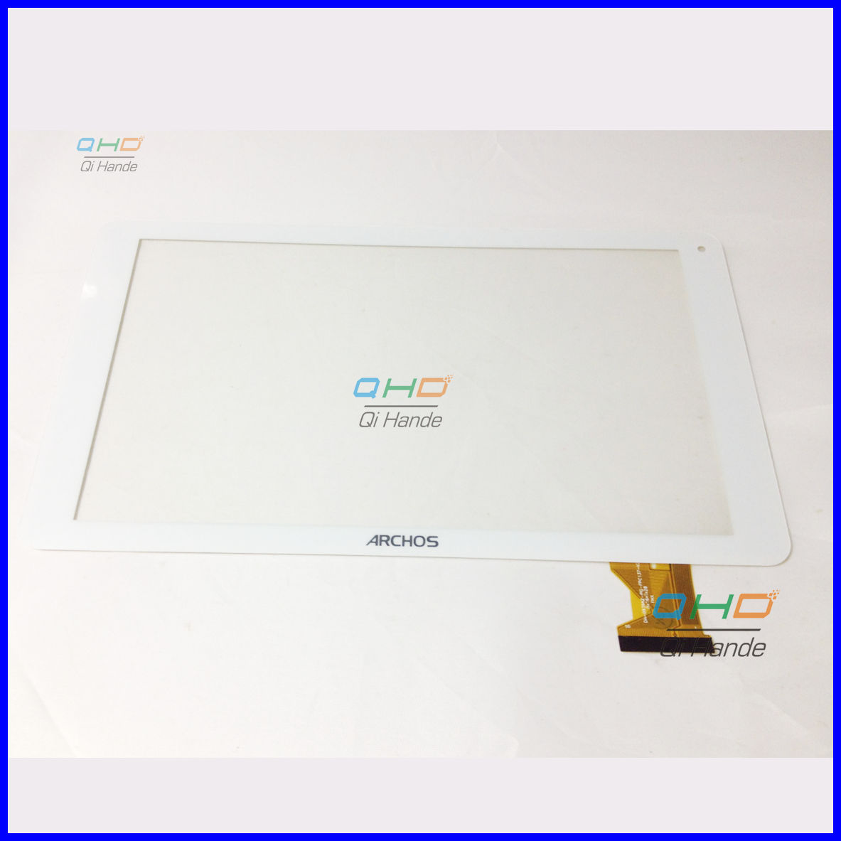 New Touch Screen Digitizer For 10.1'' Inch Archos 101b Cooper AC101BCV Tablet Touch Panel Sensor Replacement Parts