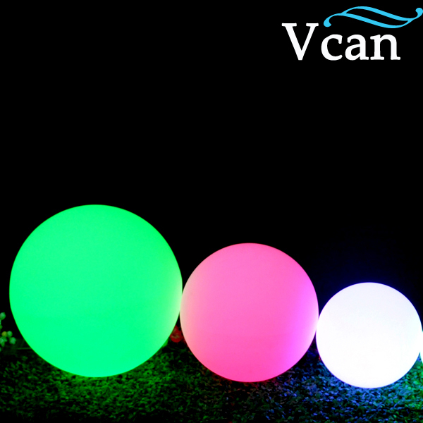 цены  30cm LED Flash Disco remote control Ball Lighting VC-B300
