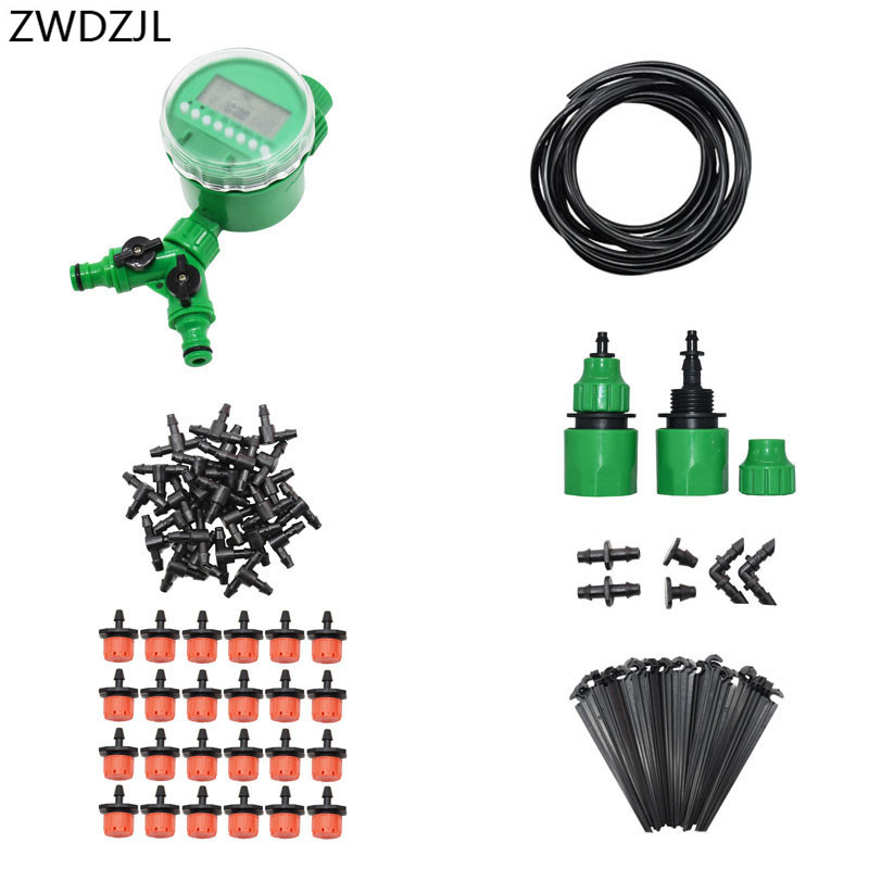 Automatic irrigation system DIY gardening watering kit Drip irrigation system automatic garden watering 1 set