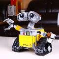 Лепин 16003 Идея Робот WALL E Building Blocks Цифры Кирпичи Блоки Совместимые Legoe Игрушки для Детей ВАЛЛ-И Подарки На День Рождения