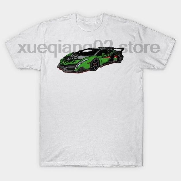 Lamborghini Veneno T Shirt