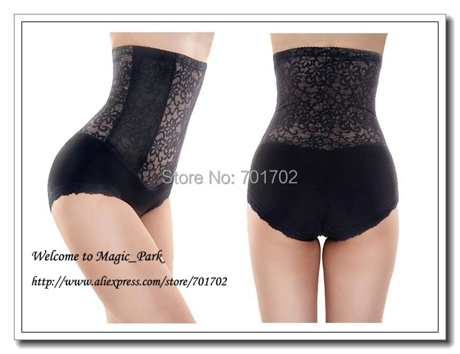 Asian Sz High Waist Shapewear Sexy Lace Plus Magic Body shaper Waist Shaper Lift Butt Lifter waist Shaper panty Hot Body Shapers (2).jpg