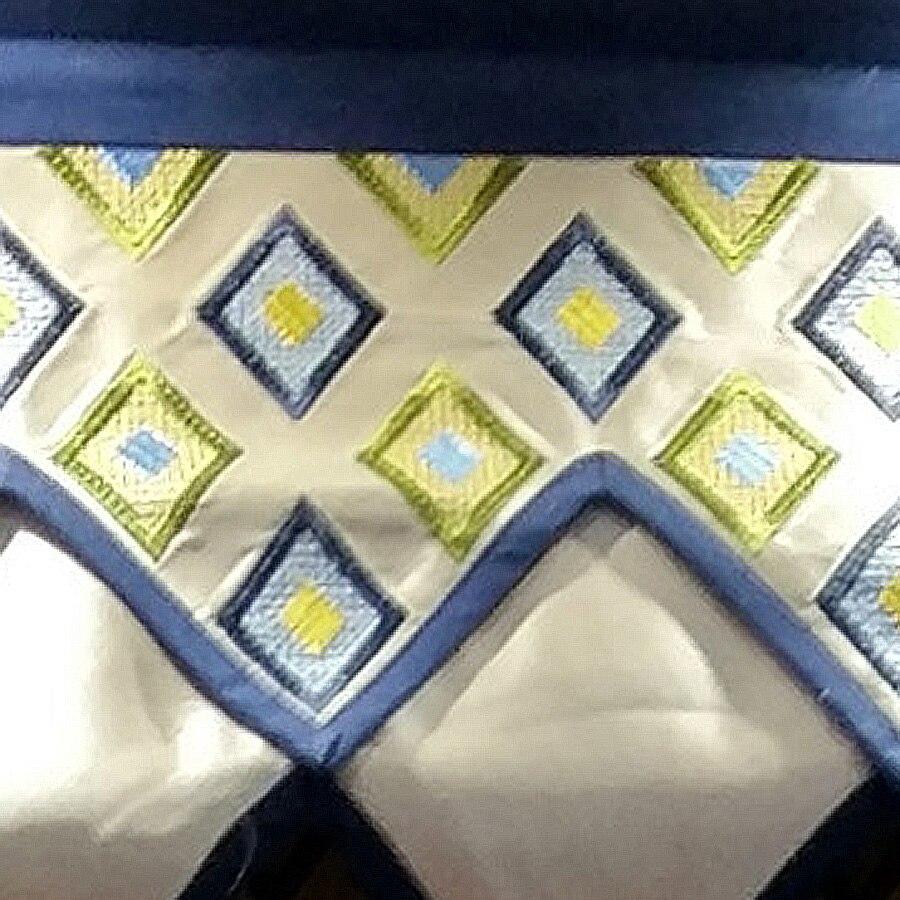 Melhor de Luxo Cortinas Romanas com o Jeito para cima e para baixo o sistema tipo rolo DIY LOGOTIPO da Empresa Roman Shades para Lobby Sala de restaurante - 6