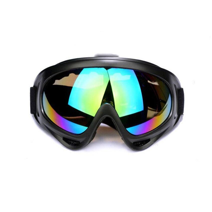 Motorcycle Protective Gears Flexible Cross Helmet Face Mask Motocross Goggles ATV Dirt Bike UTV Eyewear Gear Glasses For Sking in Cycling Eyewear from Sports Entertainment