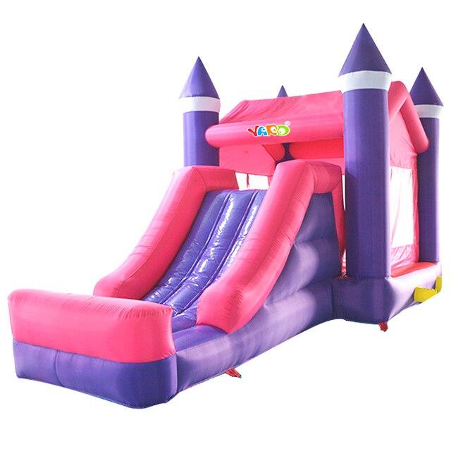 YARD Надувной Батут С Горкой И Области, Чтобы Играть Надувной Замок Для Детей Партия Игры