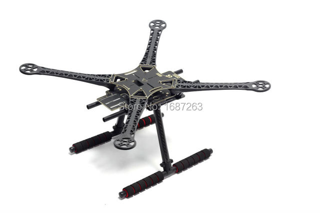 PCB / Glass Fiber Version S500 SK500 Quadcopter Frame Kit F450 ...