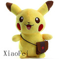 Pokemon Pikachu Figures Soft Stuffed Plush Doll Kids Baby Toy Lovely Gift Christmas Child Anime