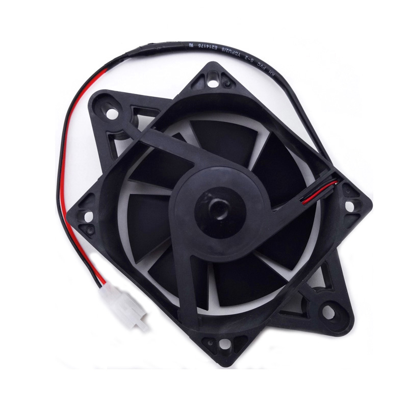Image 5 - XLJOY Electric ATV Radiator Cooling Fan For Chinese 200cc 250cc Quad ATV Go Kart Buggy 4 Wheeler Motocross Motorcycle-in Engine Cooling & Accessories from Automobiles & Motorcycles