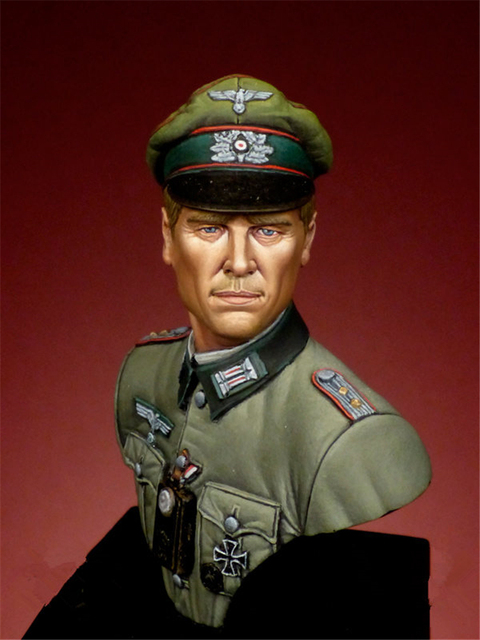 US $7 73  1/16 Resin bust WW2 history figures unpainted and unassembled  X35-in Model Building Kits from Toys & Hobbies on Aliexpress com   Alibaba